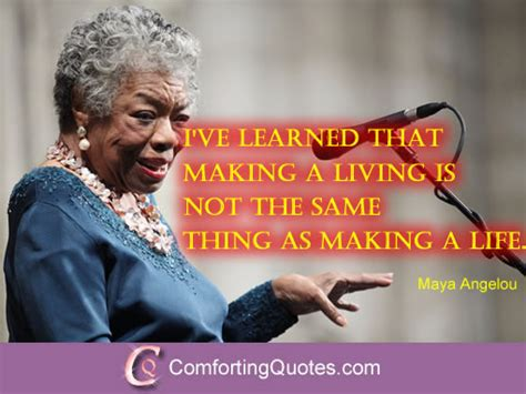 maya angelou quotes  excellence quotesgram