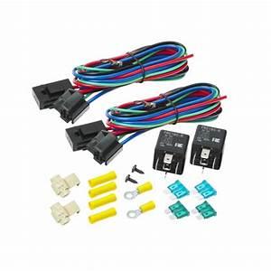 Dual Fan Wiring Kit