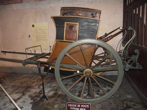 chaise de poste wikipédia