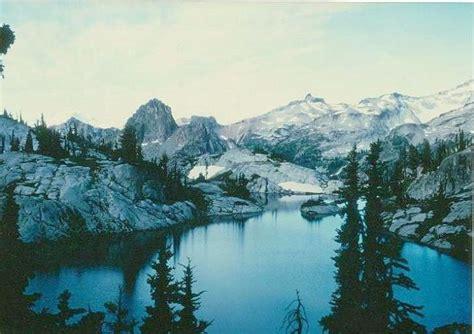 Cascade Mountain Range Washington