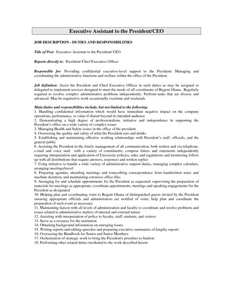 Records Description Resume by Doc 12751650 Records Duties