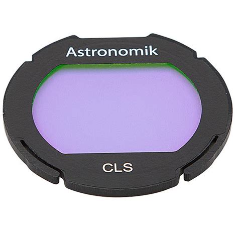 astronomik cls light pollution filter astronomik cls light pollution filter canon eos aps clip
