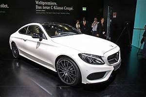 Mercedes Classe C Blanche : mercedes classe c coup 2016 en r ponse la bmw s rie 4 coup photo 2 l 39 argus ~ Gottalentnigeria.com Avis de Voitures