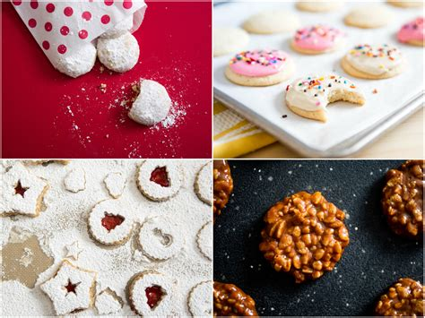 Lined up in a row on a platter, these cute treats are sure to get your guests in the holiday spirit. 22 Christmas Cookies to Spread the Holiday Cheer | Serious ...