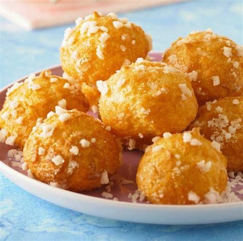 recettes de cuisine de grand mere chouquettes recette des chouquettes de grand mère