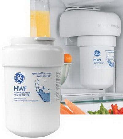 ge refrigerator water filters     change  filter