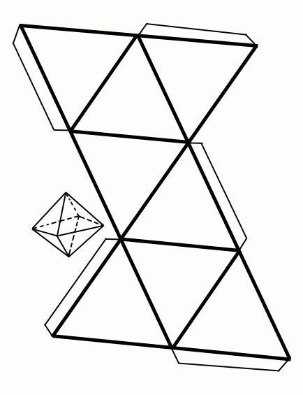 figuras geometricas para armar y recortar imagui apuntes figuras geometricas para armar