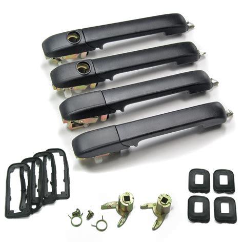 4 poignee de portes accessoires vw golf 1 et 2 de 8 83 a 12 92 adtuning