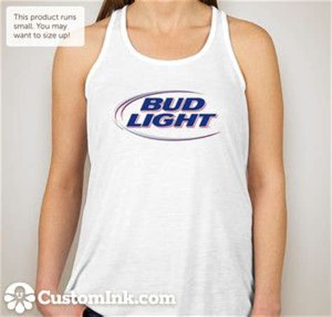 bud light tank top 77 best images about bud light on unique