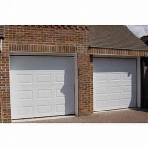 porte de garage 3m large tableau isolant thermique With porte garage sectionnelle 3m large