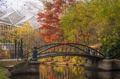 Jardin Botanique D Amsterdam by Parcs Et Jardins Amsterdam Vanupied