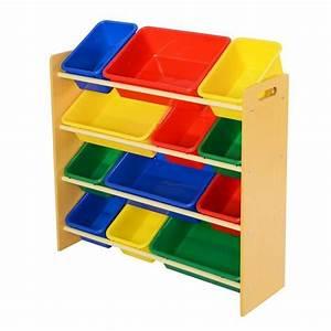 Boite De Rangement Jouet : 12 tag res jouets meuble enfant bo tes de rangement color de stockage neuf achat vente ~ Teatrodelosmanantiales.com Idées de Décoration