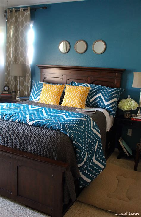 Master Bedroom Makeover  Part 2  Modish & Main