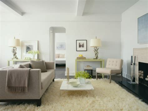 Neutral Family Room by What S Fashionable In Today S Luxe Design Freshome Com