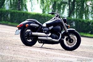 Gepäckträger Honda Shadow 750 : zdj cia honda shadow black spirit prawy tyl honda ~ Kayakingforconservation.com Haus und Dekorationen