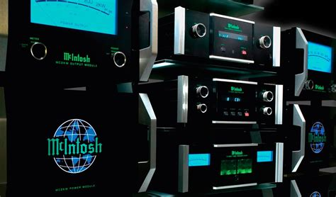 History of McIntosh Labs: Luxurious Sound With Iconic Style