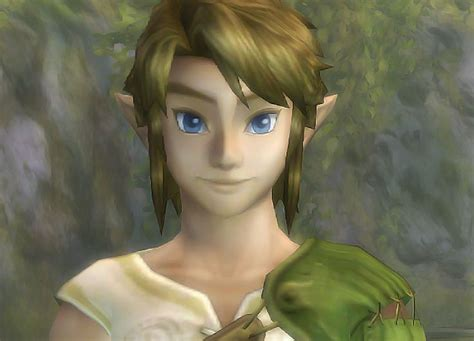 Twilight Princess Dreamy Ordon Link The Legend Of Zelda