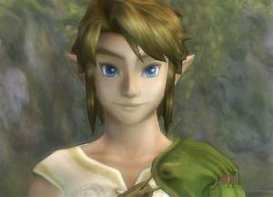 Twilight Princess dreamy Ordon Link! | The Legend of Zelda ...