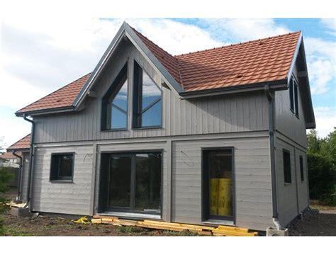produit pour facade maison maison 224 ossature bois nos maisons ossatures bois maison 2