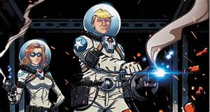 Chuck Dixon and... Space Force