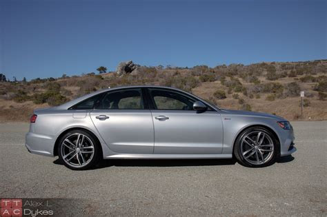 Audi A6 2016 Review by 2016 Audi A6 3 0t Review With