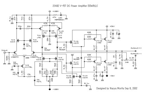 amplimos  stage amplifiers amplificatori audio monostadio