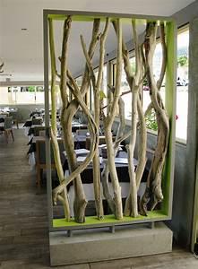 Arbre En Bois Deco : deco bois flotte decoration l 39 habis ~ Premium-room.com Idées de Décoration