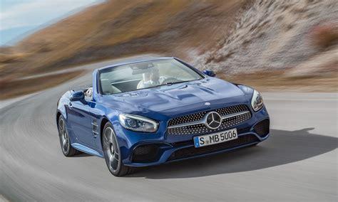 2017 Mercedes Benz Sl First Drive Review Autonxt