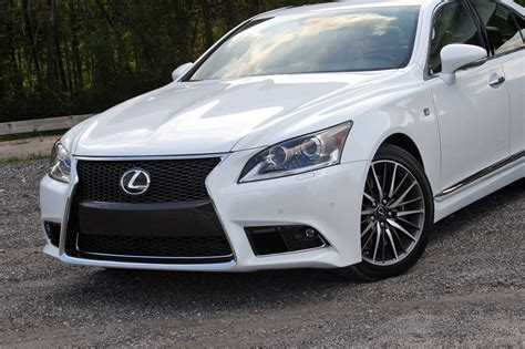 Lexus Picture by 2015 Lexus Ls460 F Sport Driven Picture 645468 Car