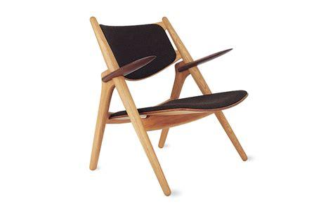 sawbuck chair design within reach