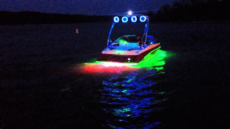 led lighting models of led boat lights led