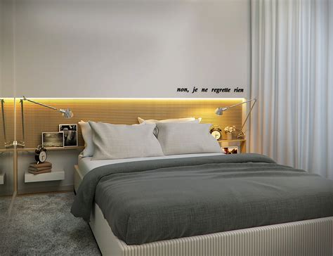 Beautiful Bedrooms Perfect For Lounging All Day : Interior Design Ideas