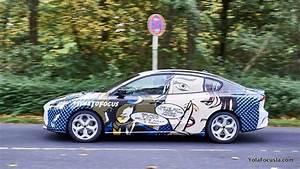 El próximo Ford Focus, ahora con carrocería sedán Mega Autos