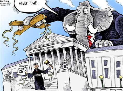 The Genius Of Justice Roberts