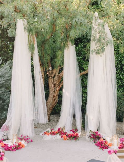 10 Creative Ways To Use Fabric In Your Wedding Ethereal