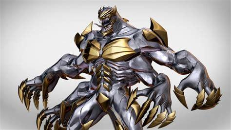 Mega Elementor  Edgar Deguzman  3d Character Artist