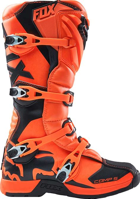 fox boots motocross 2016 fox racing comp 5 boots motocross dirtbike mx atv
