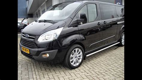 Ford Transit Custom Limited Champions