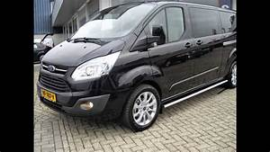 Ford Transit Custom 9 Places : ford transit custom 290 155pk l2h1 dc limited champions youtube ~ Maxctalentgroup.com Avis de Voitures