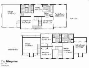 two story house plans kingston sea hawk homes
