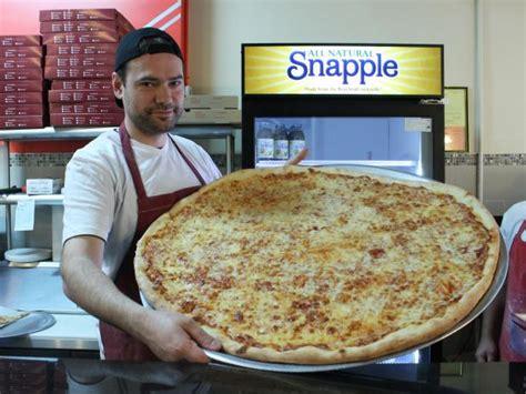 koronet pizza brings  giant slices  washington