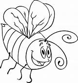 Coloring Cartoon Bumblebee Drawing Pages Leaf Bee Bumble Animal Drawings Print Lettuce Sheets Getdrawings Colornimbus sketch template