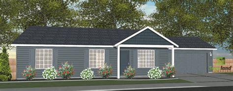 story  sq ft  bedroom  bathroom  car garage ranch style home