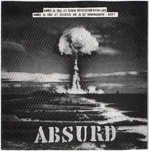 Absurd – S/T ... Absurd