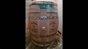Fabriquer Un Bar : fabrication d 39 un tonneau en bar youtube ~ Carolinahurricanesstore.com Idées de Décoration