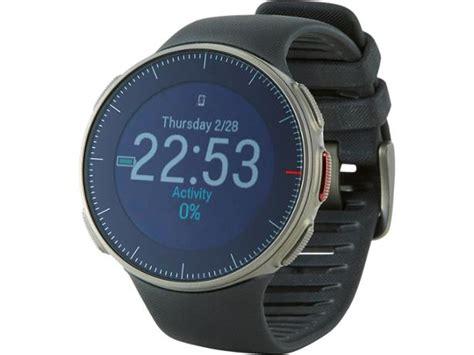 Polar Vantage V fitness watches and activity tracker