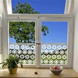 Adhésif Fenetre Opaque : 1000 images about la deco pour les vitres on pinterest ~ Edinachiropracticcenter.com Idées de Décoration