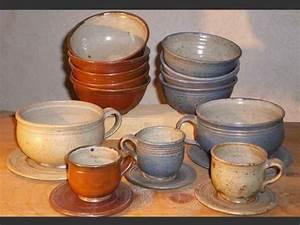 Vaisselle En Grès : la tour du pin poterie gr s utilitaire artisan potier ~ Dallasstarsshop.com Idées de Décoration