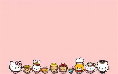 Desktop Hello Kitty Background Wallpapers Backgrounds Sanrio