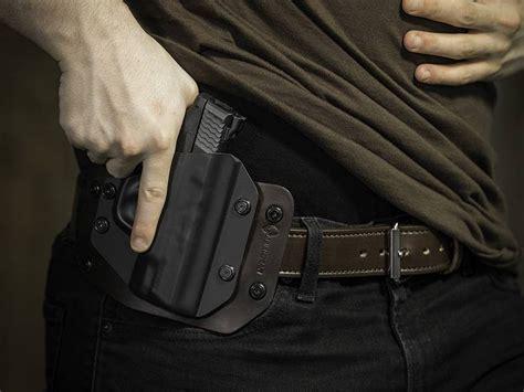 glock  owb holster pistol holster alien gear holsters